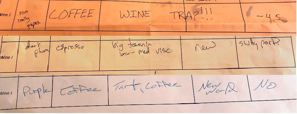 Some examples of the blind tasting notes on the Apothic Brew from people of various backgrounds–including wine industry folks, casual drinkers and wine ...