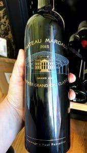 2015 Ch. Margaux