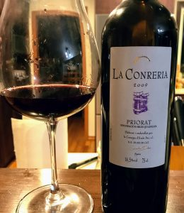 La Conreria Priorat wine