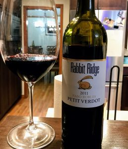 Rabbit Ridge Petit Verdot