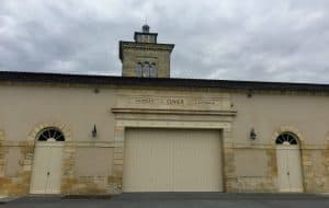 Winery of Ch. Lagrange