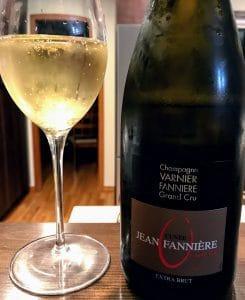 Jean Fannière Grand Cru Champagne