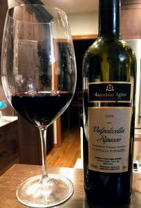 Accordini Ripasso wine