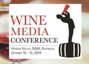 Wine Media Conference logo