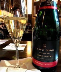 Chapel Down wine