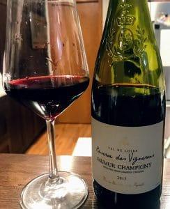 Réserve des Vignerons Saumur-Champigny Cabernet Franc from the Loire