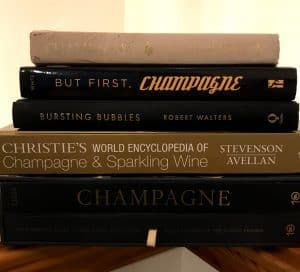 Important Champagne books