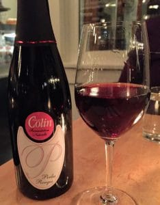 Colin Perles rouge sparkling gamay