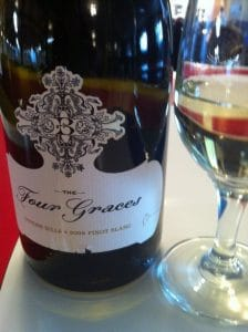 Four Graces Pinot blanc