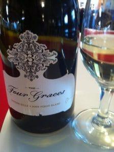 Four Graces Pinot blanc
