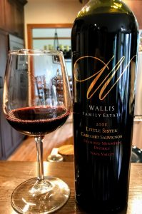 Wallis Family Little Sister Cabernet Sauvignon