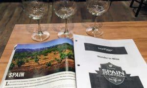 Total wine class