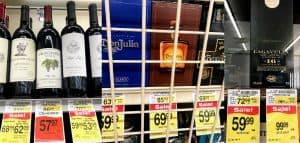 $50 to 100 wine vs spirits