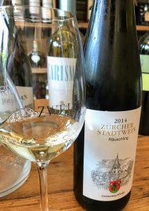 Zweifel Swiss Rauchling wine