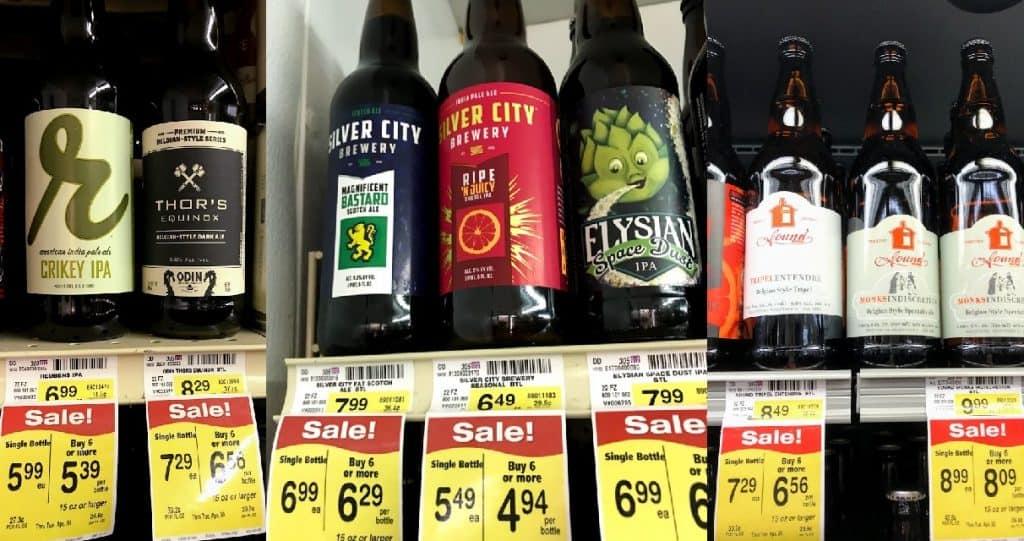 22 oz Beer bomber singles
