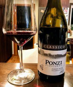 Ponzi Classico Pinot noir