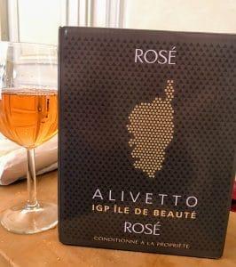 Corsican box rose.