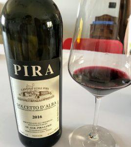 Luigi Pira's Dolcetto d'Alba