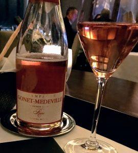 Gonet-Medeville rose Champagne