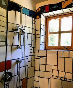 Quoixote shower