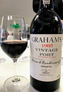 Graham's Vintage Port 1985