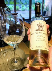 2017 Stags Leap Aveta sauvignon blanc