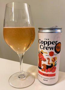 Copper Crew Rose